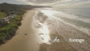 Ocean Beach Hawkes Bay Aerial HD 24902