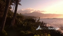 Hawaiian Tropical Island Sunset 1 4006
