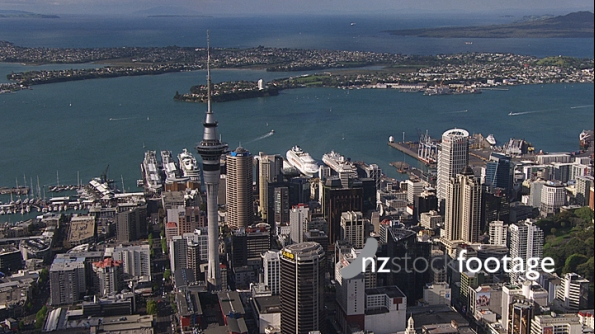Auckland City Through Clouds Sped Up1 4669