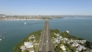 Auckland Harbour Bridge Towards St Marys Bay 24828