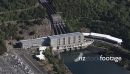 Tokaanu Hydro Power Station New Zealand 3 Aerial 4397
