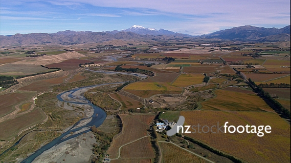Nelson Farmland and Braided River 3 4557