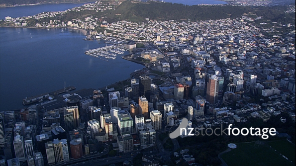 Wellington City Aerial 1 4267