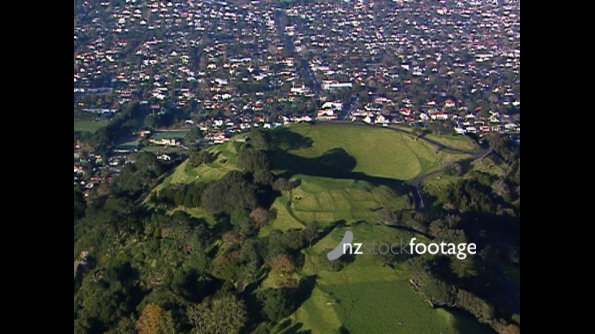 Mt Eden From the Air 1 AERIAL 3381