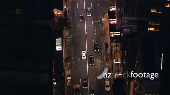 Auckland City Queen St 1 - AERIAL 3489