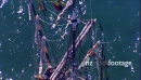Tall Ship Soren Larsen Auckland New Zealand 1 AERIAL 3542