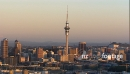 Auckland Skyline at Sunset 2751