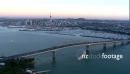 Auckland Harbour Bridge 2, Aerial 2759