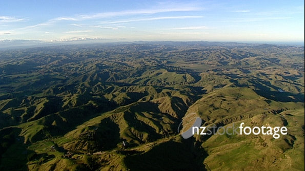 NZ Countryside Hills & Mountains 2629