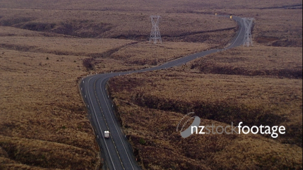 Country Road 2, Aerial 2692