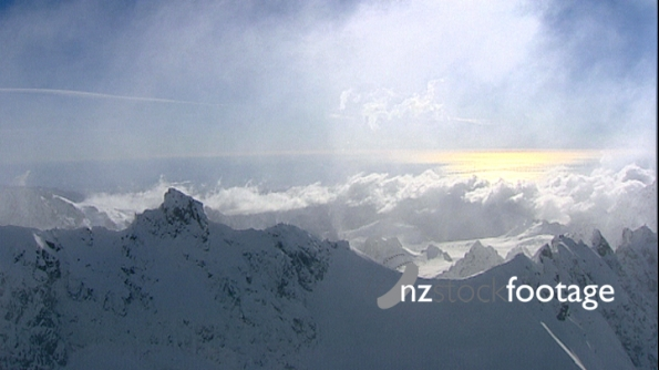 Mt Cook Ridge 1 2893