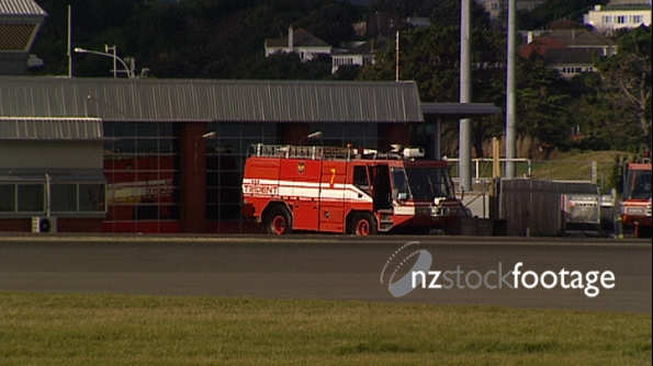 Wellington Airport Fire Service, Aerial 2567