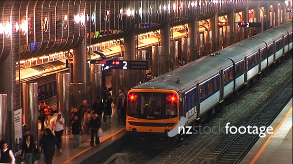 Train Station Britomart 11 67