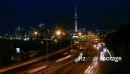 Auckland City HB motorway Timelapse  25008