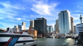 Auckland Ferry Terminal TIMELAPSE 1141