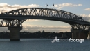 Auckland Harbour Bridge Traffic Side View 1 3843