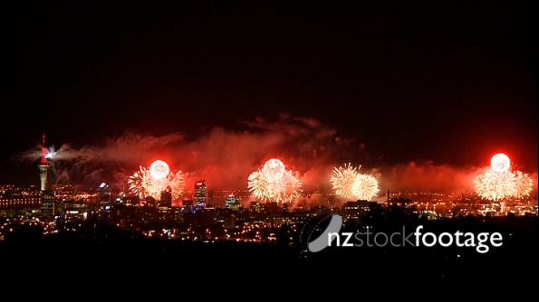 Auckland Rugby World Cup Fireworks 1 2851