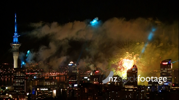Auckland Rugby World Cup Fireworks 4 2854