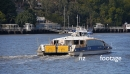 Brisbane City Catamaran Ferry 1 4074