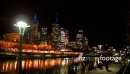 Melbourne City at Night 1 482