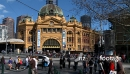 Melbourne Flinders Station 6 483