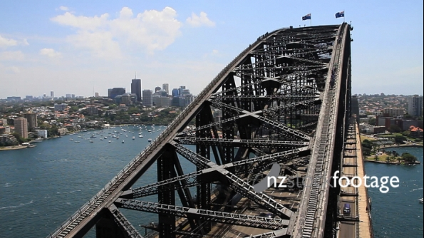 Sydney Harbour Bridge Climbers 2 2520