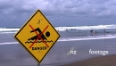 Danger Surf Sign 1 4346