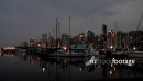 Yachts in Coal Harbour Vancouver Canada 1 2013