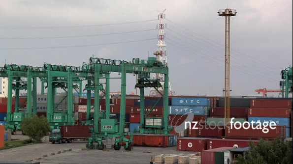 Container Port, Shanghai 1 2394
