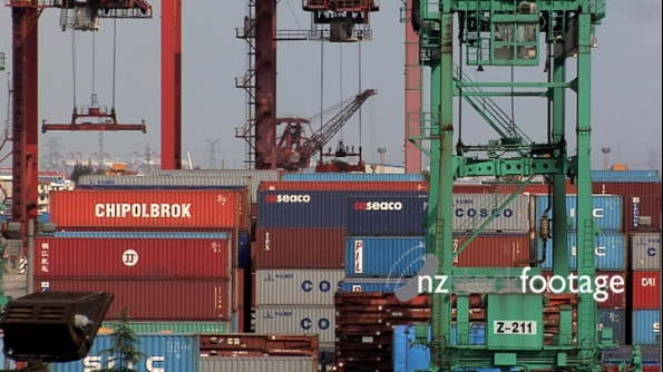 Container Port, Shanghai 2 2395