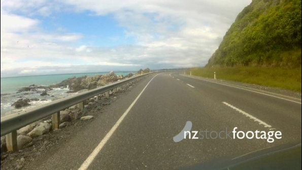 Kaikoura Coastal Road 4495