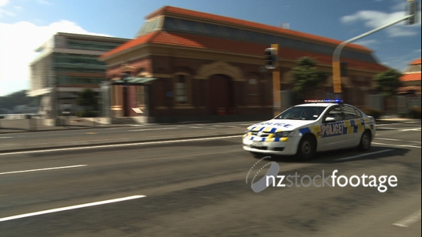Police Car Wellington 1 2779