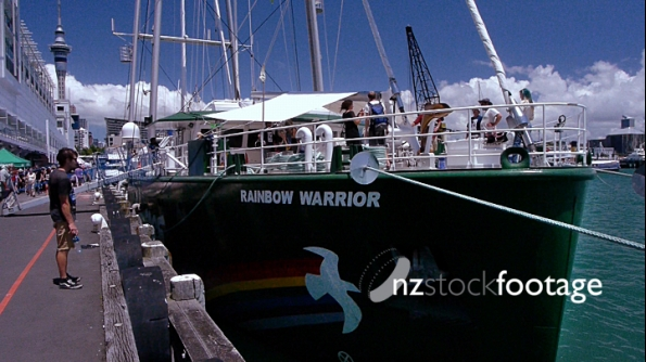 Greenpeace Rainbow Warrior Auckland 1 3879