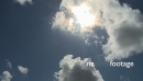 Clouds and Sun TIMELAPSE 3607