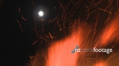 Flames with Moon 1 2770