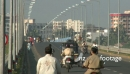 Busy Road In Mumbai TIMELAPSE 4595