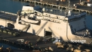 Army Trucks onto Ship Time Lapse 1 3582