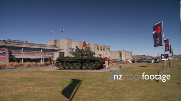 Waiouru National Army Museum 8 1218