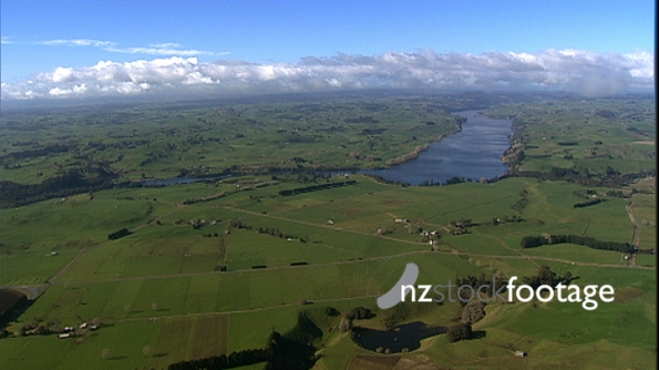 Waikato River Central North Is 1 - AERIAL 3492