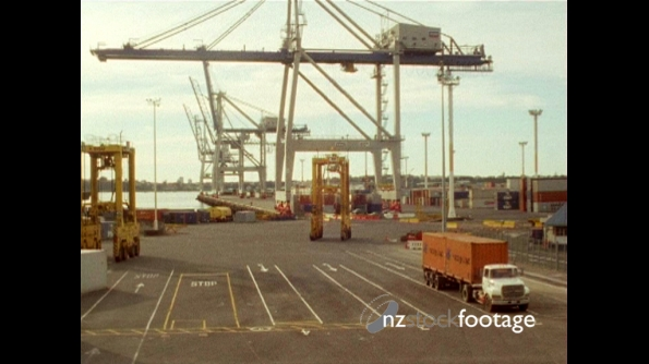 Port Container Terminal 88