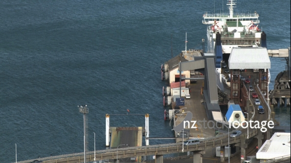 Ferry Boat Wellington TIMELAPSE 1 1827