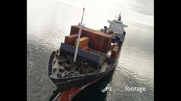 Container ship 2 242