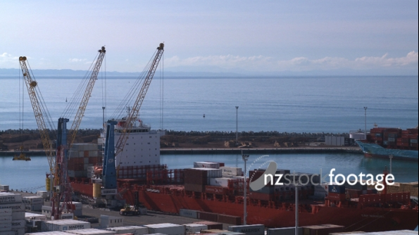 Containers Unloaded 2 TIMELAPSE 1853