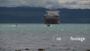 Container Ship & Tow Boat 1854