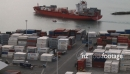 Container Ship Napier 9 TIMELAPSE 1858