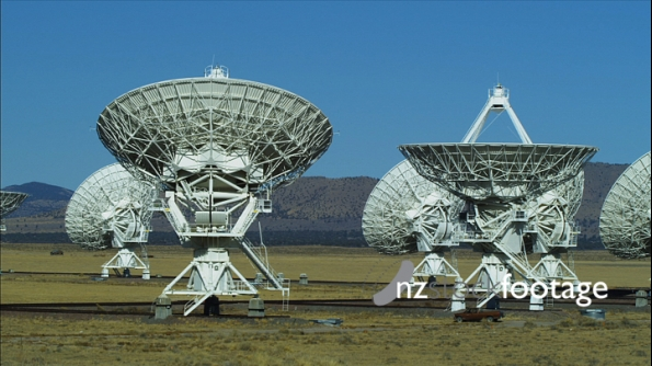 Very Large Array Radio Telescopes 1 3136