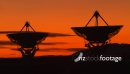 Very Large Array Radio Telescopes Sunset TIMELAPSE 3140