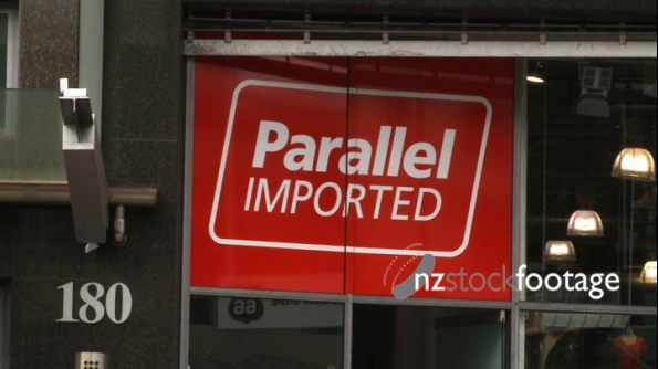 Parallel Imported Sign 1 1082