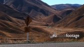 Cardrona Pass Sign Post 1 1116