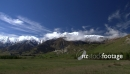 Campervan through New Zealand valley 1 1289